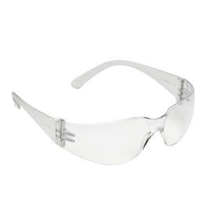 GLASSES BULLDOG FROSTED/CLEAR
