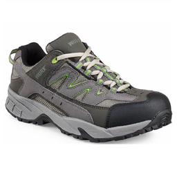 WX#5111 Women's Athletic Gray/Green