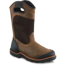 "WX#5715 Men's 11"" Pull-On Boot Brown"