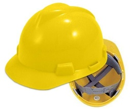 [MSA463944] MSA Hard Hat [STND][YELLOW]