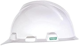 [MSA475358] MSA Hard Hat [RATCHED][WHITE]