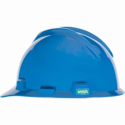 [MSA475359] MSA Hard Hat [RATCHED][BLUE]