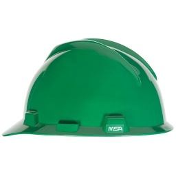 [MSA475362] MSA Hard Hat [RATCHED][GREEN]
