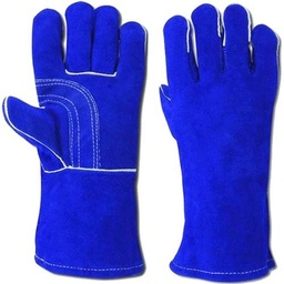 [RTZ945] RTZ945	GLOVE WELDER BLUE
