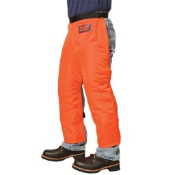 ELVJE9039	PRO CHAPS CHAINSAW CHAPS ORANGE 39""