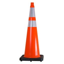 JBCTC36WC	TRAFFIC CONE 36IN W/3M REFLEC COLLAR