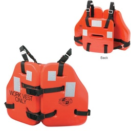 [STEI223] Force II life Vest Orange Universal Size